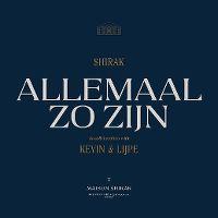 Cover $hirak feat. Kevin & Lijpe - Allemaal zo zijn
