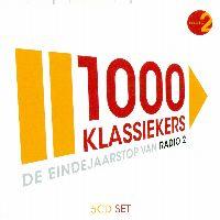 Cover  - 1000 klassiekers - De eindejaarstop van Radio 2