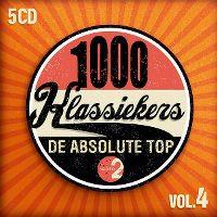 Cover  - 1000 klassiekers Radio 2 - De absolute top vol. 4