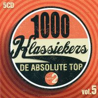 Cover  - 1000 klassiekers Radio 2 - De absolute top vol. 5