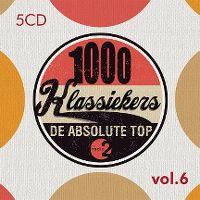 Cover  - 1000 klassiekers Radio 2 - De absolute top vol. 6