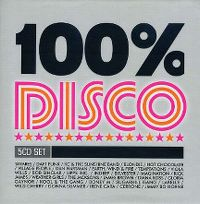 Cover  - 100% Disco