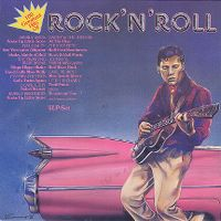 Cover  - 100 Greatest Hits Of Rock'n'Roll