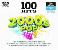 Cover  - 100 Hits - 2000s Pop