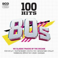 Cover  - 100 Hits - 80s