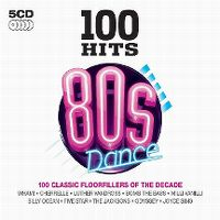Cover  - 100 Hits - 80s Dance