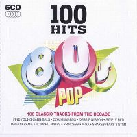 Cover  - 100 Hits - 80s Pop