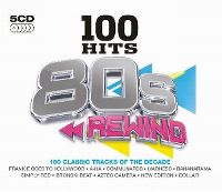 Cover  - 100 Hits - 80s Rewind