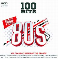 Cover  - 100 Hits - More 80s