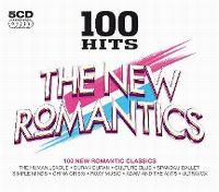 Cover  - 100 Hits - The New Romantics