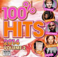 Cover  - 100% Hits 2014, Vol. 2