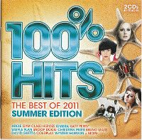 Cover  - 100% Hits: Best Of 2011