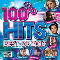 Cover  - 100% Hits: Best Of 2013