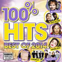 Cover  - 100% Hits: Best Of 2014