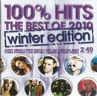 Cover  - 100% Hits: The Best Of 2010 - Winter Edition