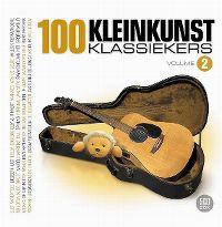 Cover  - 100 kleinkunst klassiekers volume 2