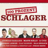 Cover  - 100 Prozent Schlager