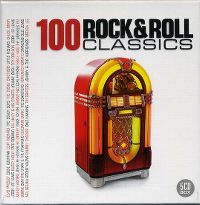 Cover  - 100 Rock & Roll Classics