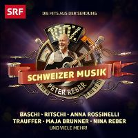 Cover  - 100% Schweizer Musik - Peter Reber