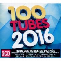 Cover  - 100 tubes 2016