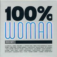 Cover  - 100% Woman