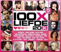 Cover  - 100 x liefde 2013