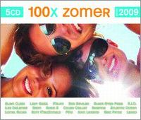 Cover  - 100 x zomer 2009