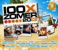 Cover  - 100 x zomer 2013