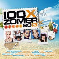 Cover  - 100 x zomer 2013