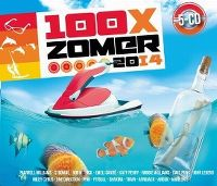 Cover  - 100 x zomer 2014