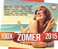 Cover  - 100 x zomer 2015