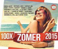 Cover  - 100 x zomer 2015
