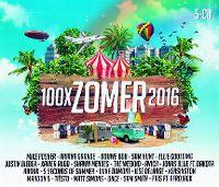Cover  - 100 x zomer 2016