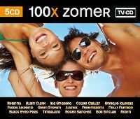 Cover  - 100 x zomer