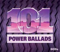 Cover  - 101 Power Ballads