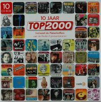 Cover  - 10 jaar Radio 2 Top 2000