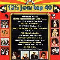 Cover  - 12½ jaar Top 40