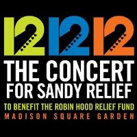 Cover  - 12 12 12 - The Concert For Sandy Relief - Madison Square Garden