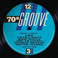 Cover  - 12 Inch Dance - 70s Groove
