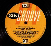 Cover  - 12 Inch Dance - 80s Groove