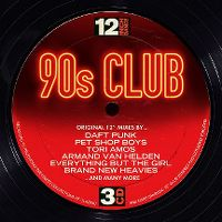 Cover  - 12 Inch Dance - 90s Club