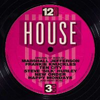 Cover  - 12 Inch Dance - House