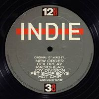 Cover  - 12 Inch Dance - Indie