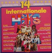 Cover  - 14 Internationale Hits