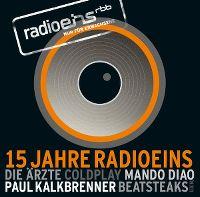 Cover  - 15 Jahre Radio Eins