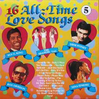 Cover  - 16 All-Time Love Songs 5