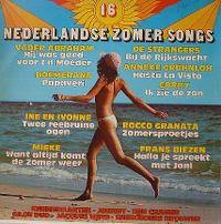 Cover  - 16 Nederlandse zomer Songs