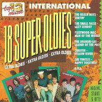 Cover  - 18 Superoldies International