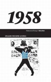 Cover  - 1958 - Ein Jahr und seine 20 Songs (SZ Diskothek)