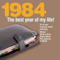 Cover  - 1984 - The Best Year Of My Life